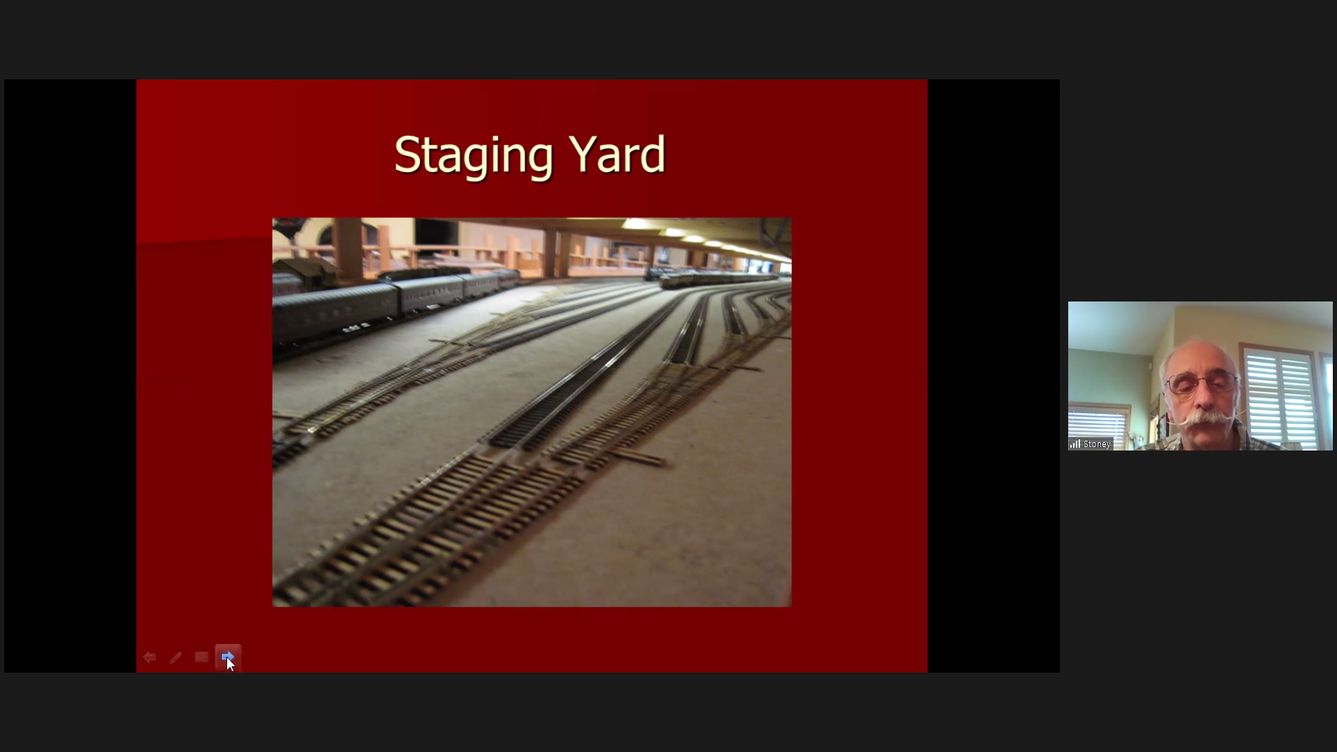 Staging Yard